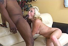 Adrianna Nicole Interracial