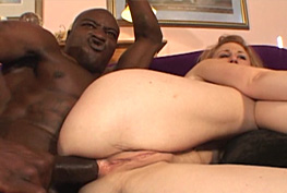 Phyllisha Anne Interracial
