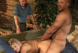 Heather Gables Interracial