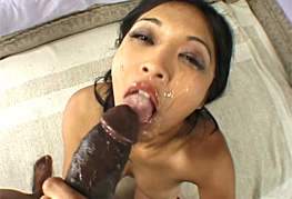 Mika Tan Interracial