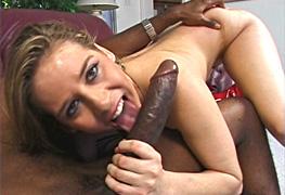Nicole Brazzle Interracial